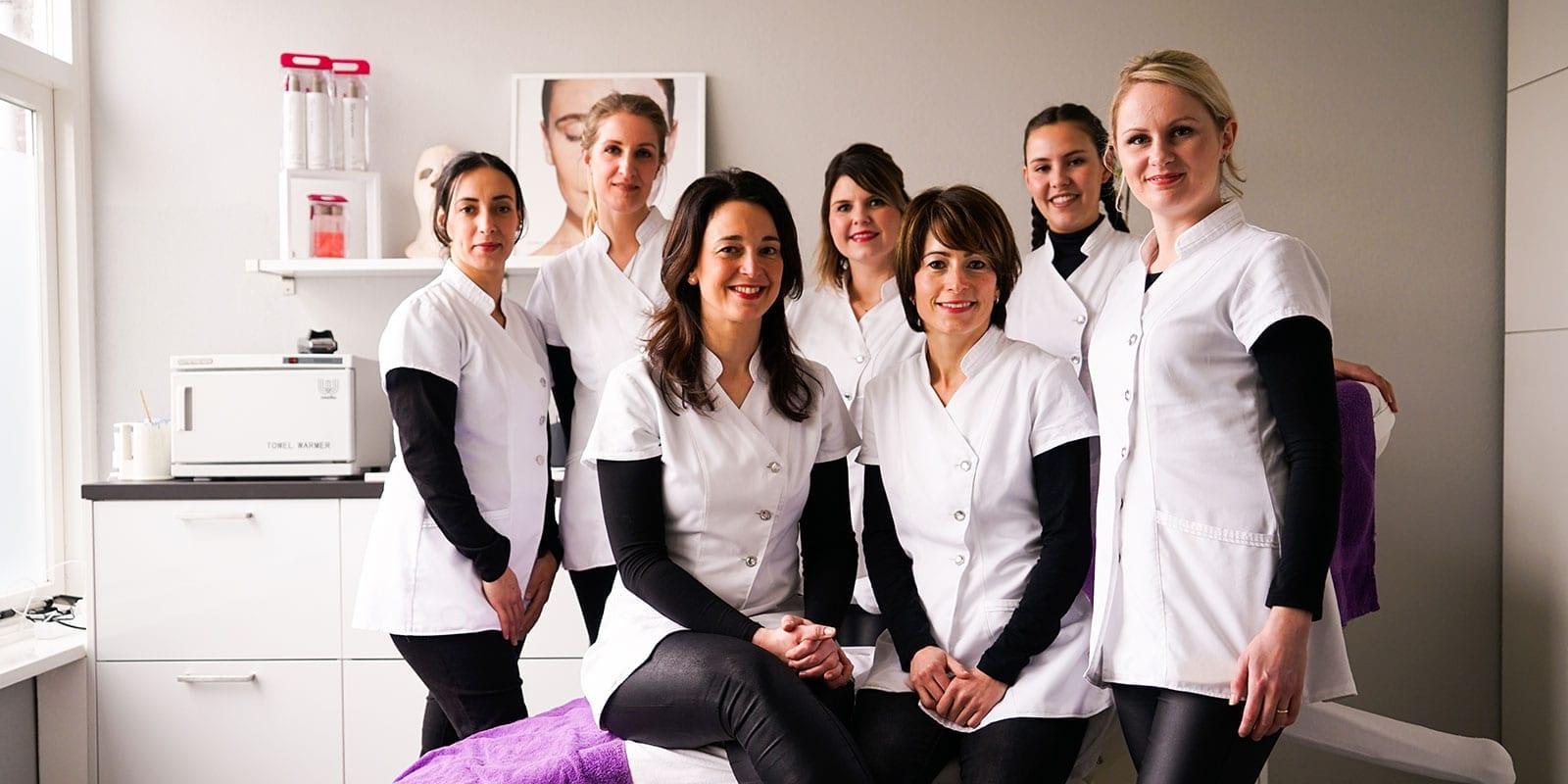 Huidtherapie Brabant Team