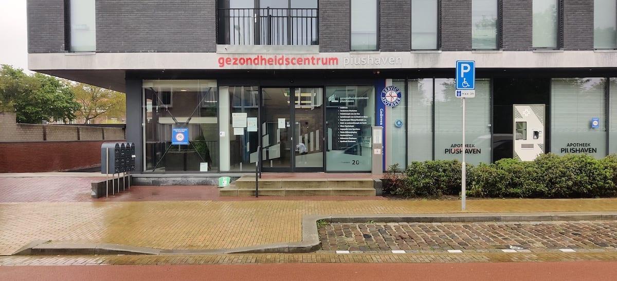 Gezondheidscentrum-piushaven-tilburg